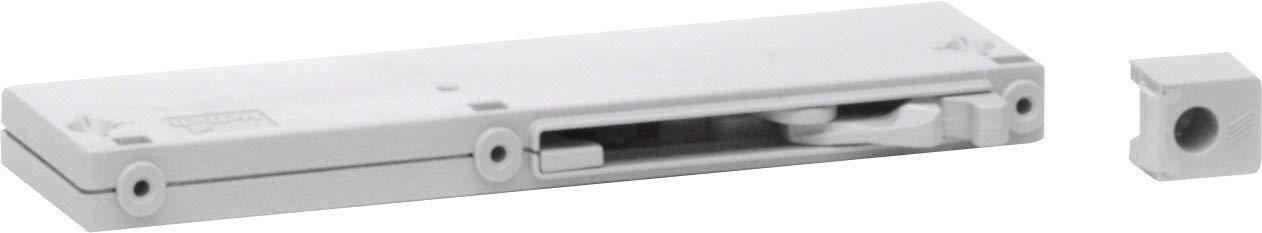 CS Schmalmöbel 9900 0083 Dämpfungset Silent System, Softsmart für alle Schwebetürenschränke, grau