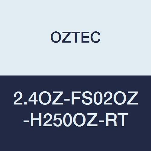 OZTEC 2.4OZ-FS02OZ-H250OZ-RT Concrete Vibrator 1 Phase AC//DC 17 Amp Motor 2 Flexible Shaft 2-1//2 Rubber Tip Head 2/' Flexible Shaft 2-1//2 Rubber Tip Head