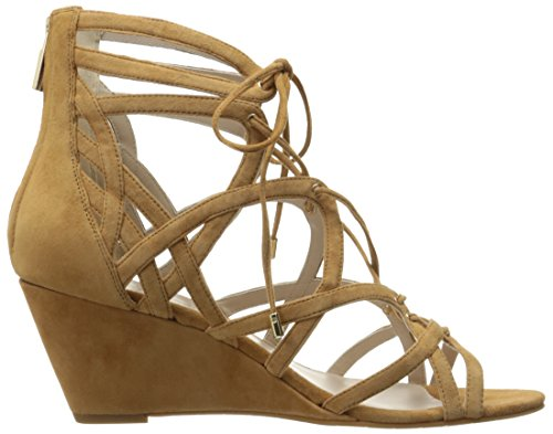 Umber Women's Dylan Suede New Kenneth Sandal Wedge Cole York gtv1q0H