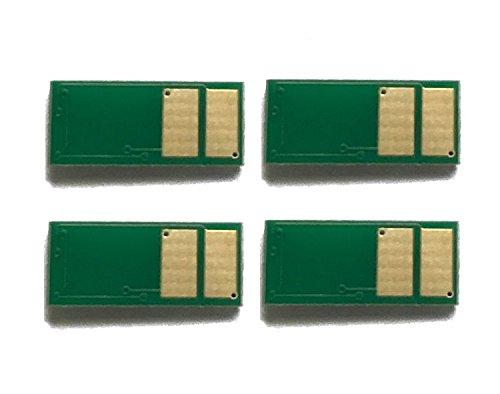 New Era Toner - 4 Toner Reset Chips for Canon (046) Color imageCLASS MF735Cdw, MF733Cdw, MF731Cdw, LBP654Cdw - Refill -  NET-CH-H046