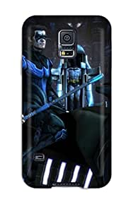 Durable Nightwing Back Case/cover For Galaxy S5