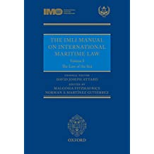 The IMLI Manual on International Maritime Law: Volume I: The Law of the Sea: 1
