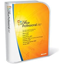 Microsoft Office Professional 2007 FULL VERSION [Old Version]