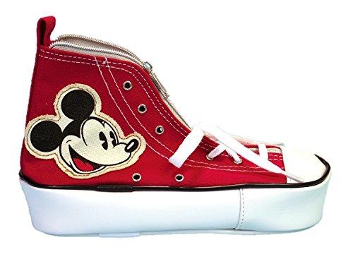 ディズニー スニーカーポーチ ミッキー&ミニーの商品画像