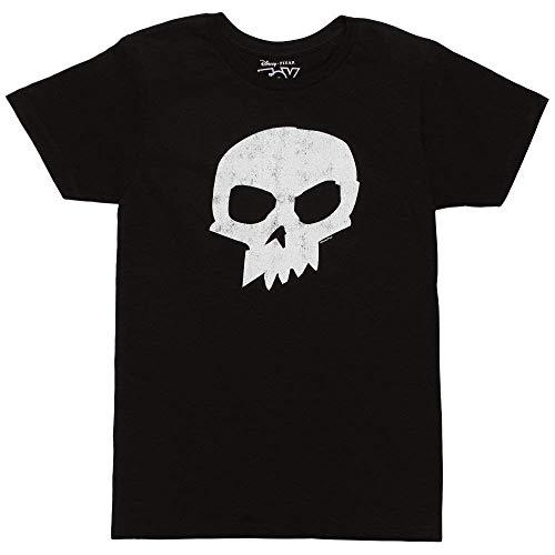 Toy Story Sid Skull T-shirt (Medium,Black) ()