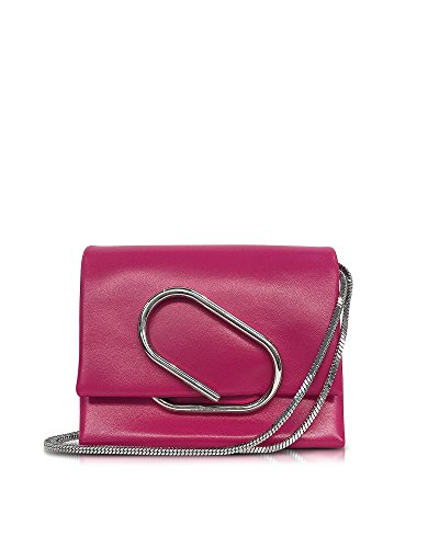 31-phillip-lim-womens-as17a016lupbo500-fuchsia-leather-shoulder-bag