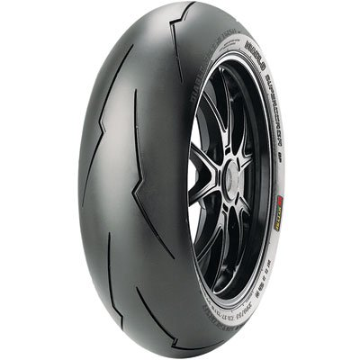 Amazon.com: 190/55ZR-17 (75W) Pirelli Diablo Supercorsa SP ...