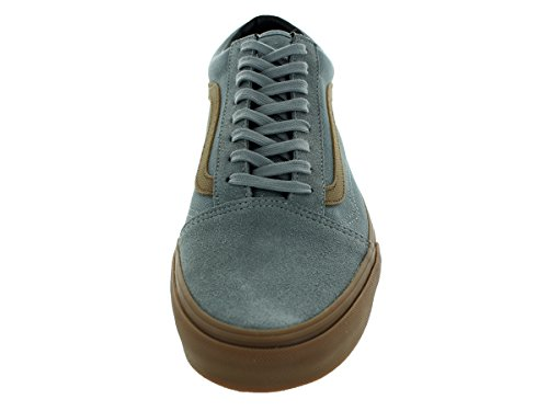 VansOld Skool - Scarpe da tennis Low-Top Unisex adulti, grigio