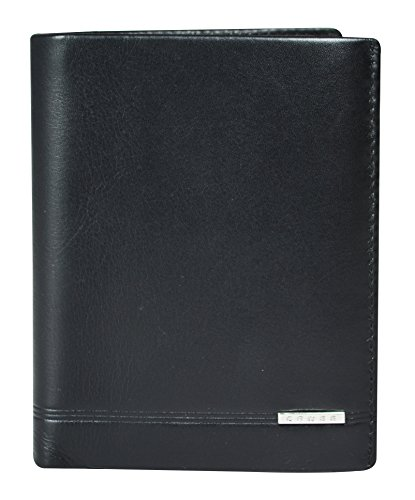 Cross Men's Genuine Leather North Bi-fold Coin Wallet with Credit Card and Currency Compartment (Classic - Oroton Bag Man