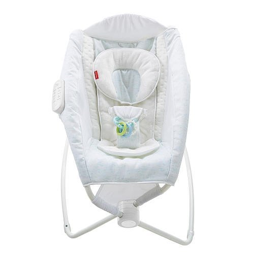 Fisher Price Deluxe Newborn Rock n Play Sleeper- Cloud by Fisher-Price