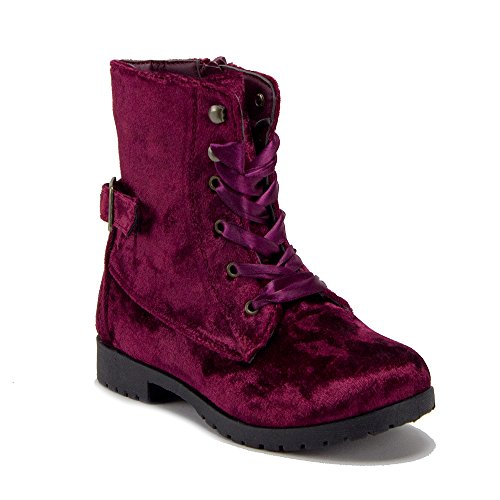 Motorcycle Boots For Girls - 6