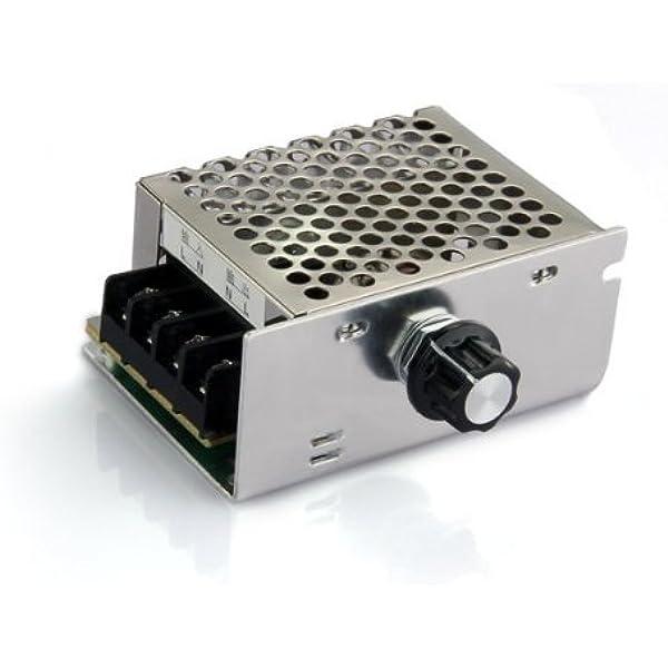 Regulador Controlador de Tensión Voltaje Silicio Alta Potencia ...
