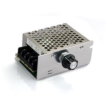 Star-Shopinc - Regulador Controlador de Tensin Voltaje Silicio Alta ...