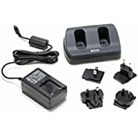 FLIR T198125 Stand-Alone 2-Bay Battery Charger for E-Series Infrared Cameras