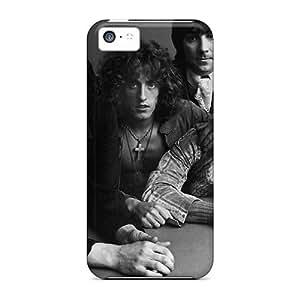 AlissaDubois Iphone 5c Protector Cell-phone Hard Covers Custom Nice Rolling Stones Skin [tTI18689Vdze]