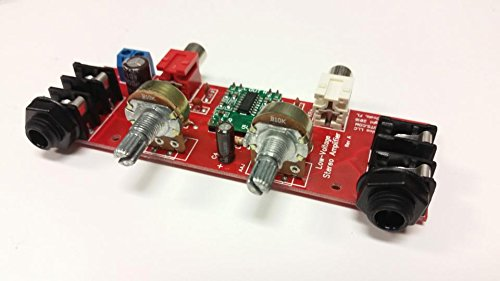 Dual Guitar Amplifier Kit - Built and Tested by NightFire Electronics