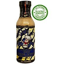 Galeos Miso Ginger Wasabi Dressing, 13 Ounce Bottle (Pack of 10)
