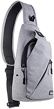 Peak Gear Sling Compact Crossbody Backpack and Day Bag - w/Lifetime Lost