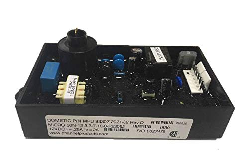 93865 Atwood 93307 RV Water Heater PC Circuit Control Board