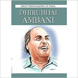 Dhirubhai Ambani Story Book