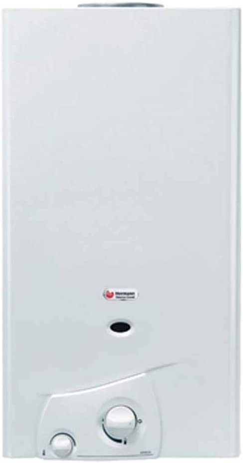 Saunier Duval - Calentador de baño a gas metano, Opalia, 11 litros, cámara abierta