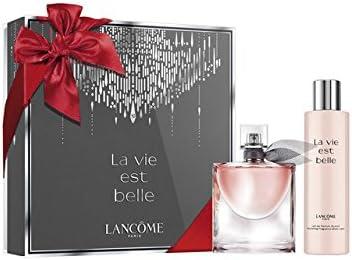 Lancome - Estuche de regalo Edición Prestige Eau de Parfum La Vie est Belle Lancôme: Amazon.es: Belleza