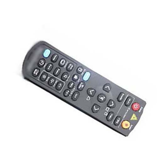 DLP Projector Remote Control Fit For Viewsonic PJD5134 PJD5234L PJD7382 Projection by Z&T