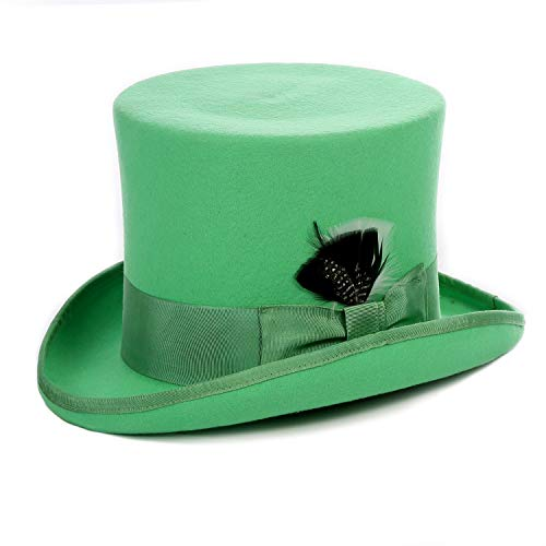 Ferrecci M Green Top Hat