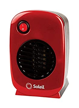Portable Heater Red 250w