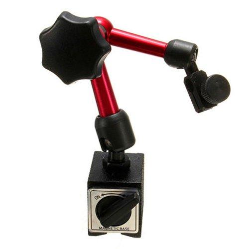 Magnetic Base Stand - SODIAL(R) Adjustable Magnetic Gauge Stand Base Holder Digital Level Dial Test Indicator