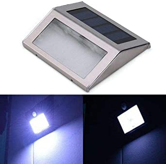 panel solar portatil aplique solar arte confort aplique solar jardin luces para jardin exterior bateria solar aplique solar eon bombillas solares aplique solar led exterior con sensor: Amazon.es: Iluminación