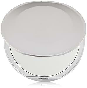 Swissco Round Compact Mirror, Extra Flat, 4 Inches, 1x/5x