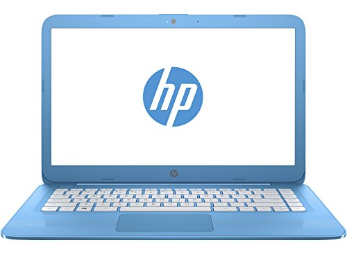 Picture of a HP Stream Notebook 14 Blue 190780429617