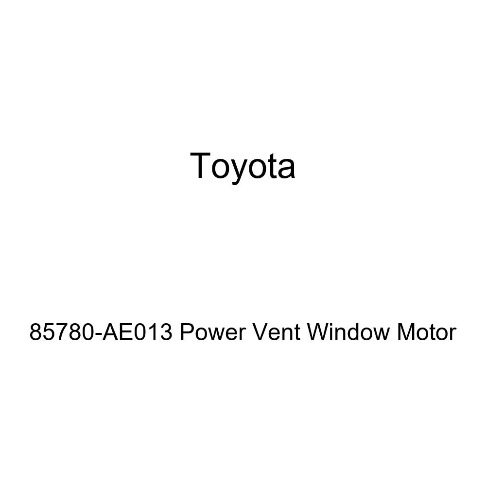 Toyota 85780-AE013 Power Vent Window Motor
