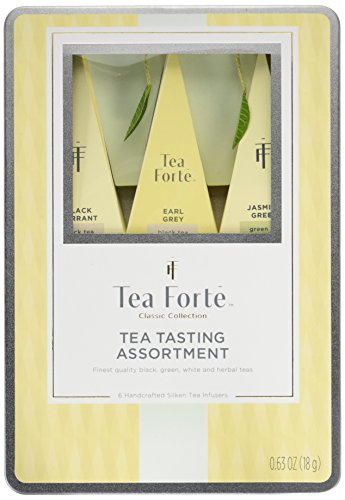 Tea Sampler Assortment Handcrafted Infusers product image