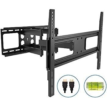 Amazon Com Proht Lcd Led Full Motion Tv Wall Mount Combo