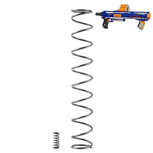 FenglinTech NFstrike 12KG Upgraded Spring for Nerf N-Strike Elite Rampage Blaster (Nerf Rampage Mod Kit)