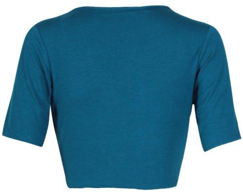 Purple Hanger - Camiseta sin mangas - para mujer Azul Verde