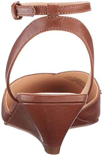 Nine WestEREENA - Ereena Damen Dark Natural Leather