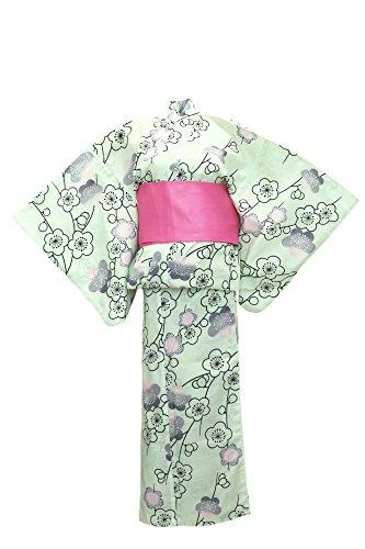クマノミ代表する慢myKimono 女性用 変わり織り浴衣
