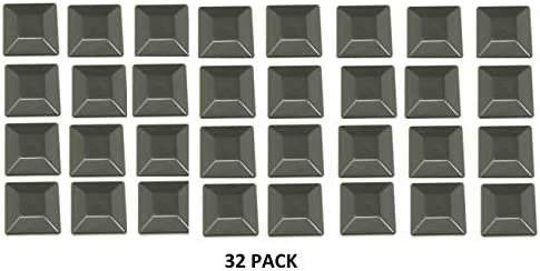 3 5//8 JSP Manufacturing Plastic New Fence Post Black Caps 4X4 Pressure Treated Wood Made in USA MULITPACK Wholesale Bulk Pricing