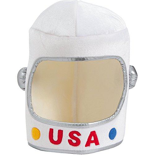 Foam Astronaut Helmet (Adult Astronaut Helmet)