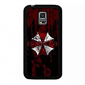 Unbella Corporation Samsung Galaxy S5Mini Cover,Classic Zombie Movie Series Cover,Cover Of Samsung Galaxy S5Mini Resident Evil