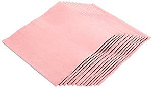 Jubilee 3-Ply Lunch Napkins, 80 Count, Pink