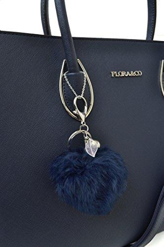 Paris F Women's Tote Bleu Fonc drdvwaqS