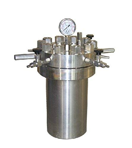 BAOSHISHAN Hydrothermal Synthesis Autoclave Reactor 350℃ 22Mpa Customizable (250ML)