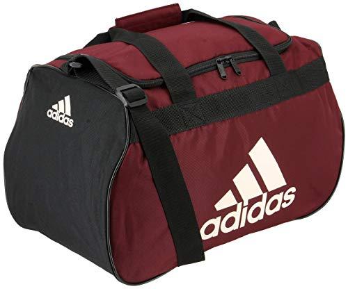 adidas Diablo Small Duffel BagBlack/Scorpio/LinenSmall