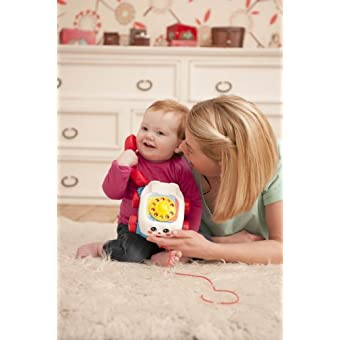 Fisher-Price Brilliant Basics Chatter Telephone Review