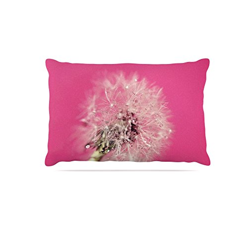 30 by 40\ Kess InHouse Beth Engel Lucky One  Floral Photography Fleece Dog Bed, 30 by 40