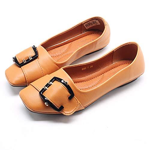 C Antideslizantes Zapatos Zapatos Boca Baja en Trabajo de Plegables Oficina Maternidad de Planos Zapatos Casuales Moda Damas Zapatos de FLYRCX su de Baile Zapatos cómodos Bolso Zapatos Puestos de de xCRw1q1